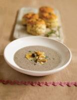 Mushroom & Madeira Soup