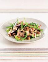 Tuna & Borlotti Bean Salad