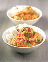 Nonya Meatball Curry