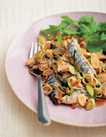 Fish Salad with Lemon Grass