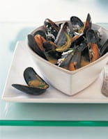 Spiced Mussel Curry