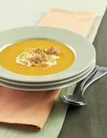 Carrot, Orange & Fennel Soup