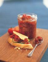 Chillied Tomato & Garlic Chutney