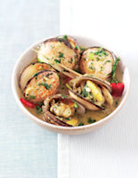 Coconut Clam Curry