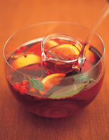 Mulled Cranberry & Red Wine