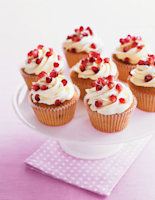 Rose Delight Cupcakes