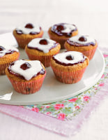 Very Cherry Cupcakes