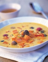 Thai Yellow Curry with Carrots