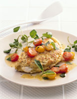 Goats' Cheese Omelettes