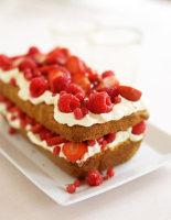 Summer Fruits Shortcake