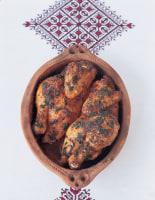Roast Chicken with Chermoula