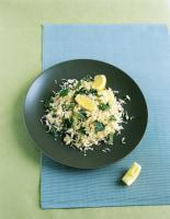 Lemon & Basil Rice