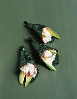 Avocado & Crab Cornets