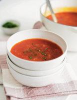 Tomato & Chorizo Soup