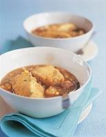 Chicken & Ham Soup