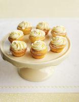 Lemon & Limoncello Cupcakes