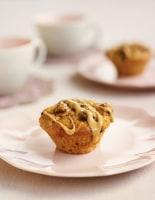 Marsala Raisin Coffee Muffins