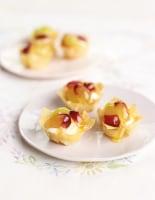 Honey, Grape & Cinnamon Tartlets