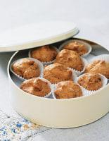 Mini Chocolate Meringues