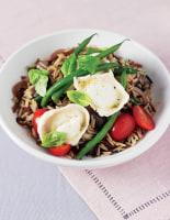 Wild Rice & Goats' Cheese Salad
