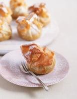 Apricot & Pistachio Purses