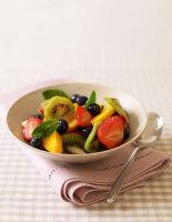 Vanilla-Spiced Fruit Salad