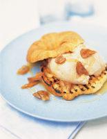 Croissants with Chestnut Cream