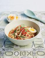Vegetable & Rice Noodle Laksa