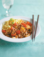 Sweet & Sour Minced Pork