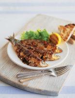 Spicy Grilled Sardines