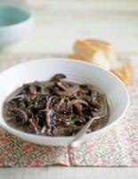 Mushrooms with Mascarpone