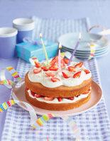 A Very Happy Birthday Cake