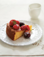 Summery Clementine Cake