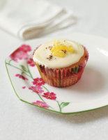 Lemon & Cardamom Cupcakes
