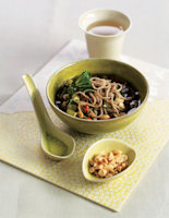 Prawn & Pork Wonton Soup