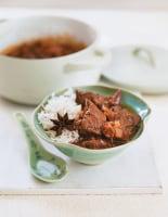 Braised Beef in Ginger & Garlic