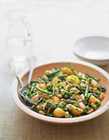 Cannellini & Green Bean Salad