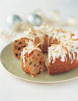 Tropical Christmas Cake