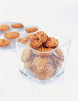 Cranberry & Hazelnut Cookies