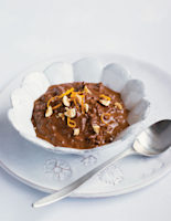 Chocolate Risotto