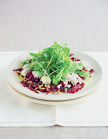 Beetroot and Goats' Cheese Salad