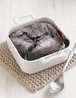 Chocolate Puddle Pudding