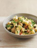 Sicilian Cauliflower and Anchovy Rigatoni