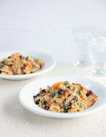 Herby Quinoa with Lemon and Chicken