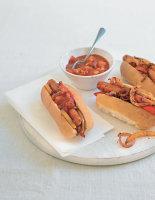 Cajun-Spiced Hot Dogs