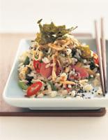 Japanese Rice with Nori