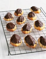 Chocolate Orange Madeleines