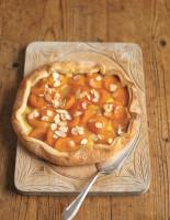 Apricot and Almond Crostata