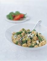 Asparagus & Dolcelatte Risotto