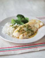 Lemon Butter Fried Fish